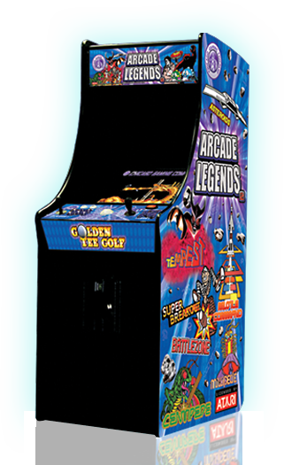 Golden Tee Fore! Cabinet