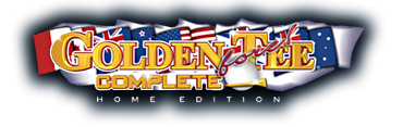 Golden Tee Fore! Complete Logo