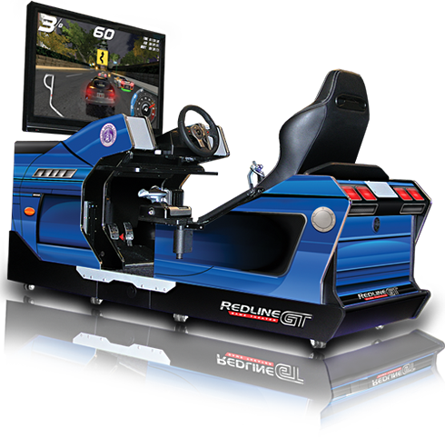 Redline GT Machine