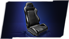 Real Automotive Sports Seat